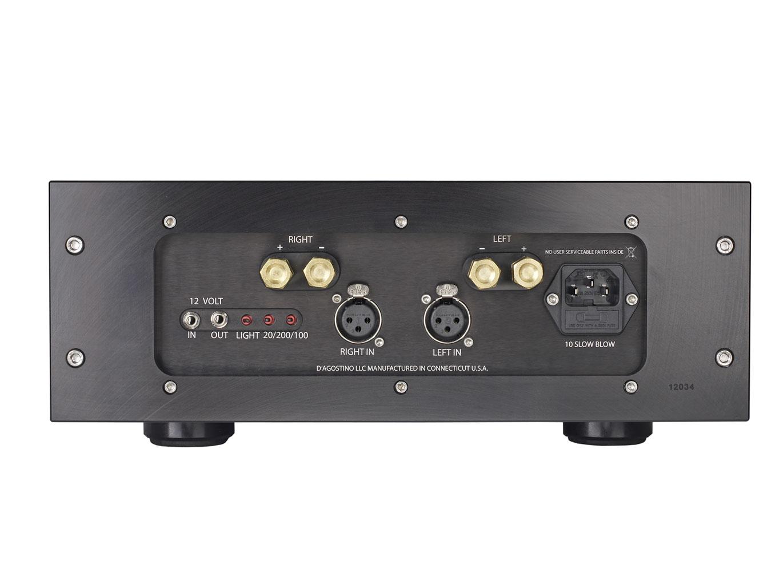Momentum Stereo Amplifier Products Dan Dagostino Master Audio Xbox 360 Power Supply Fuse